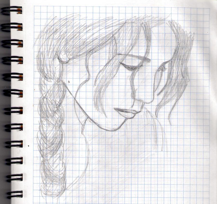 Katniss by NelielDante