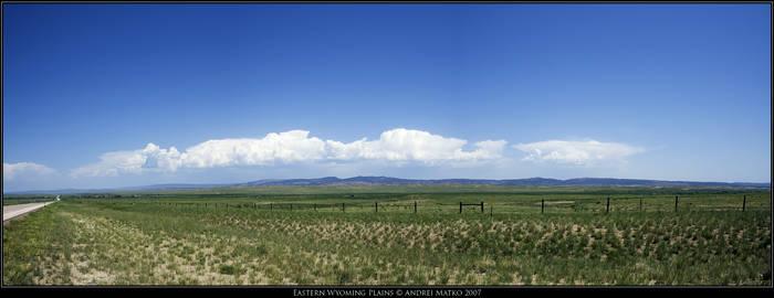 Eastern Wyoming Plains