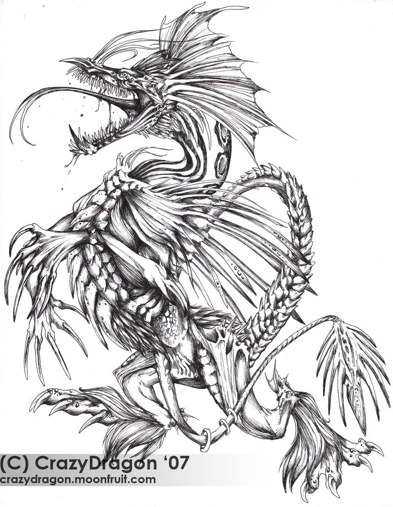 Fury by Crazy-Dragon