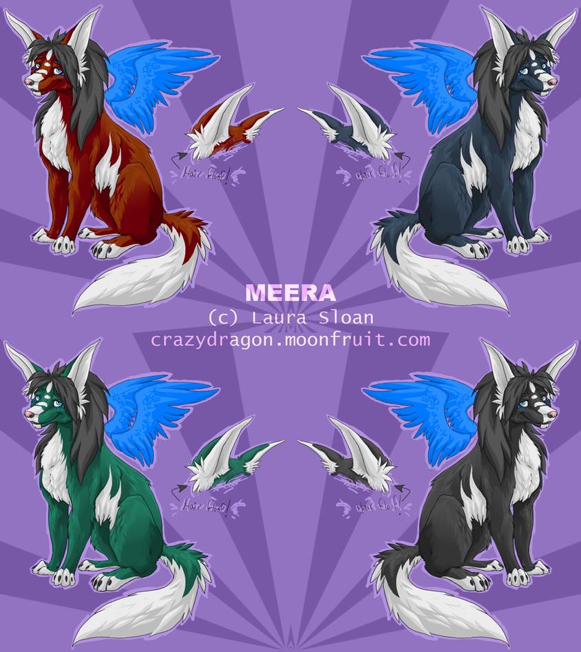 Zyrra Meera by Crazy-Dragon