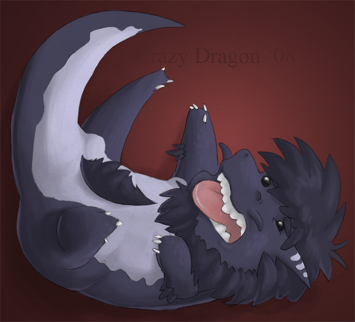 I felled by Crazy-Dragon