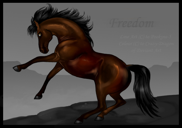 Freedom - Collab by Crazy-Dragon
