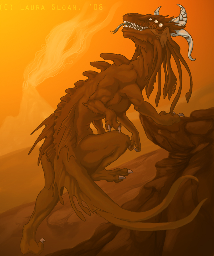 Feral by Crazy-Dragon