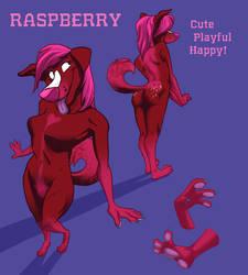 Raspberry by Crazy-Dragon