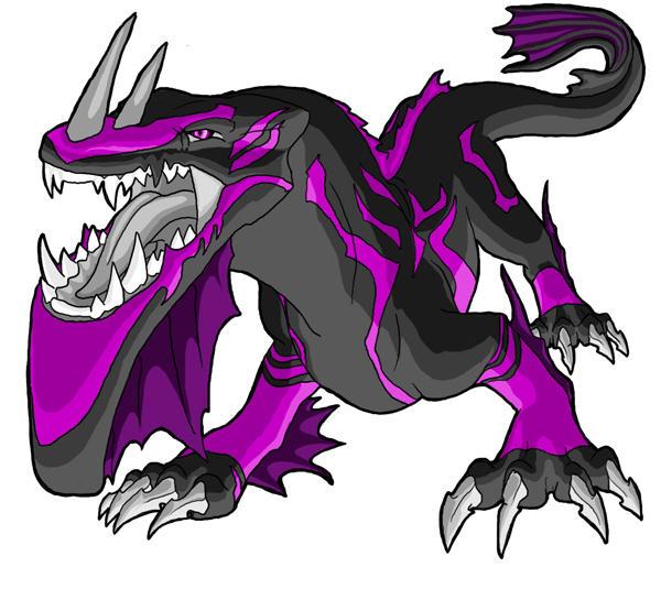 Dark Beau by Crazy-Dragon