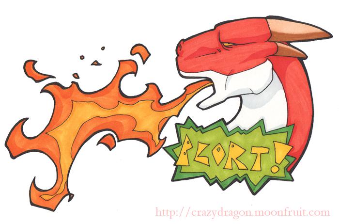 Blort by Crazy-Dragon