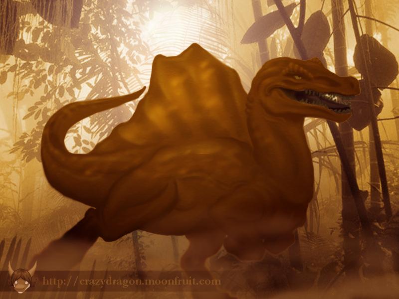 Spinosaurus by Crazy-Dragon