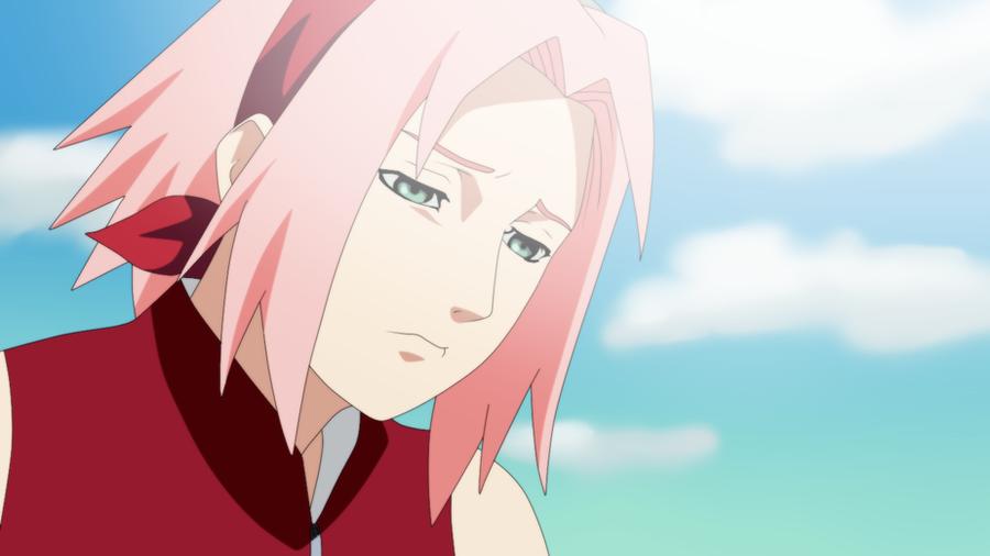 Naruto sakura haruno super deepthroat 9