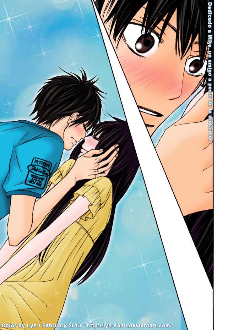 Kimi ni Todoke 03 by Lyn-sanii