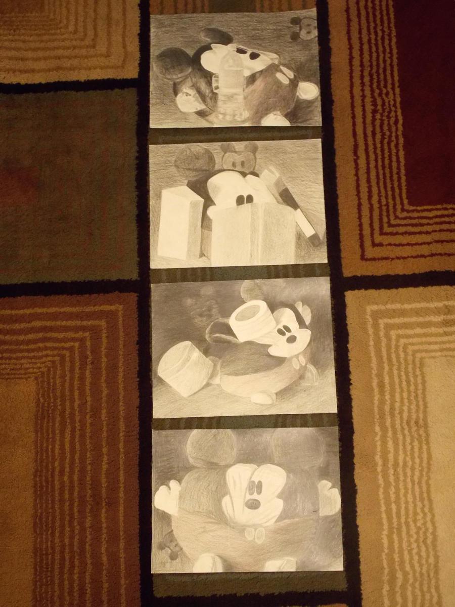 mickey series by nahnia