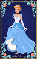 Cinderella (Deluxe) by Colour1Art1Chick