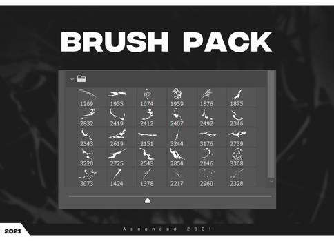 Ascended Brush Pack