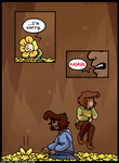 love/LOVE - Undertale Comic - Page 18