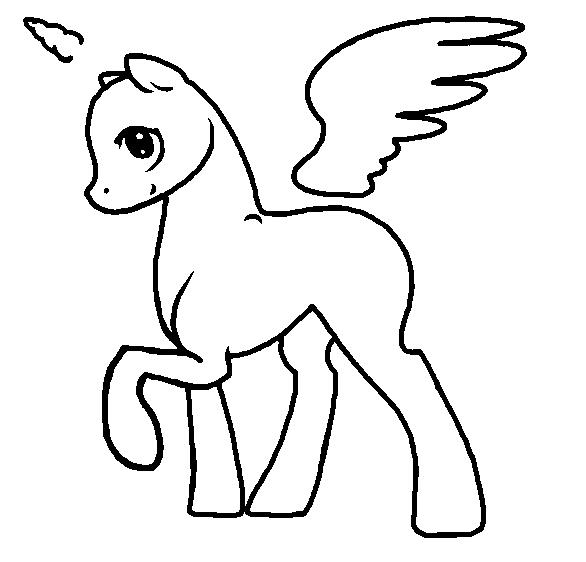 Pony Base - Paint Friendly by Vegabases