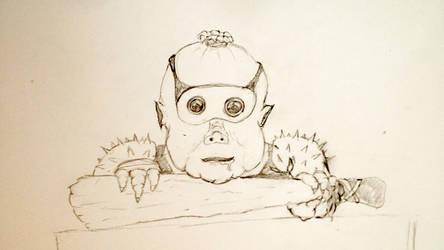 Ancient Beast: Swine Thug