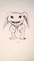 Ancient Beast: Gumbel Sketch (1)