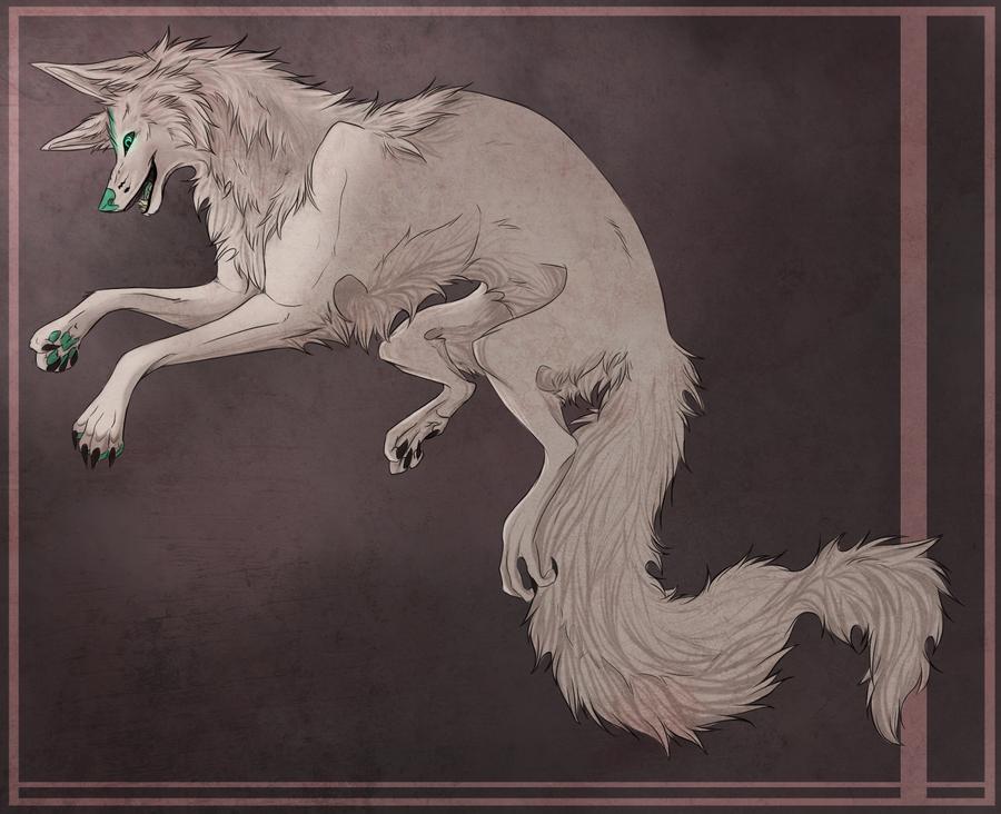 Grypwolf by Mori-No-Kami