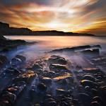 Rhossili sunrise II