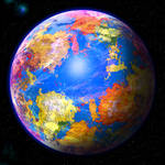 Earthlike Planet 4