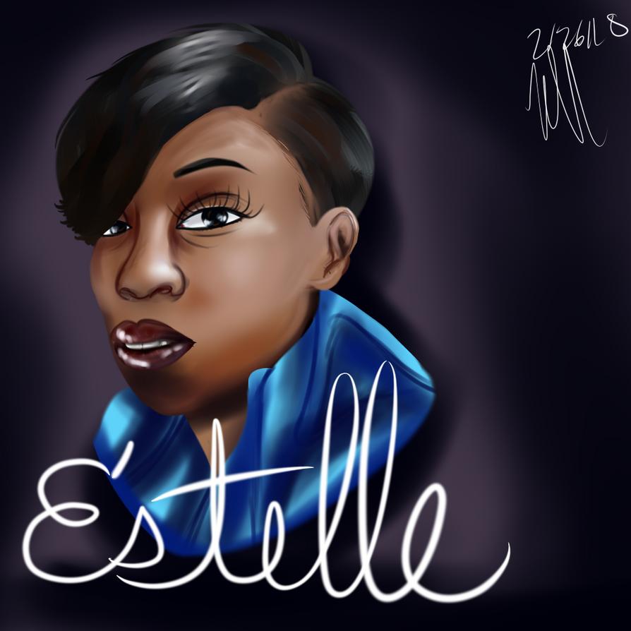 Estelle Portrait by Sniffy678578