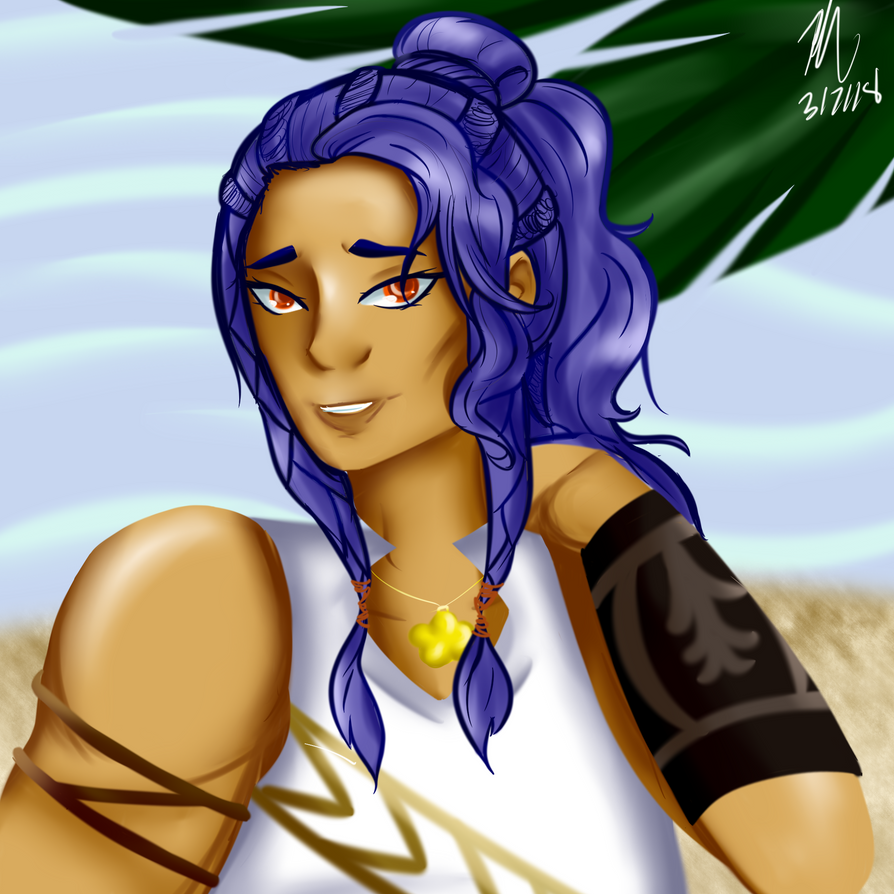 Ludus Portrait by Sniffy678578