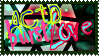 Acid Burst Love Stamp by Acid-Burst-Love-Fed