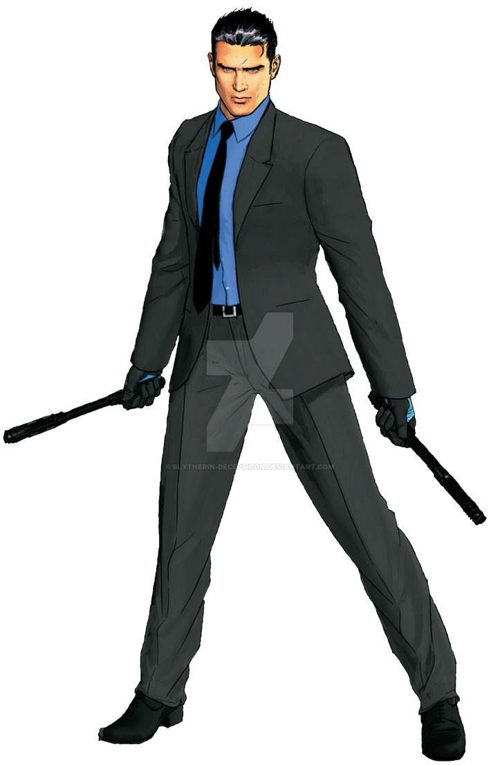 Grayson #9 Transparent by Slytherin-Decepticon