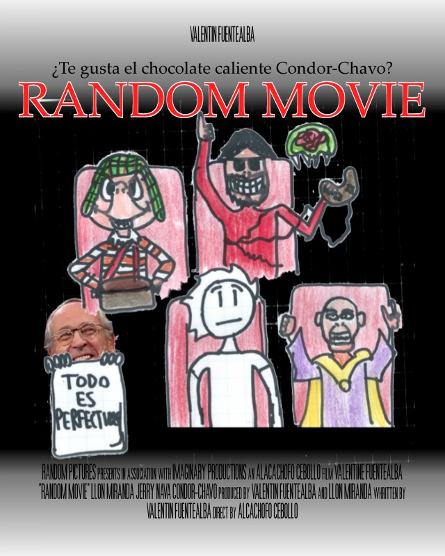 Random Movie by ElNegroGarca
