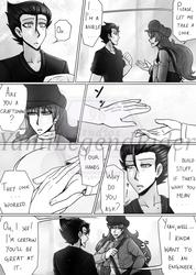 LR: LoL, Episode 3, Page 20 by YamiLegendRider