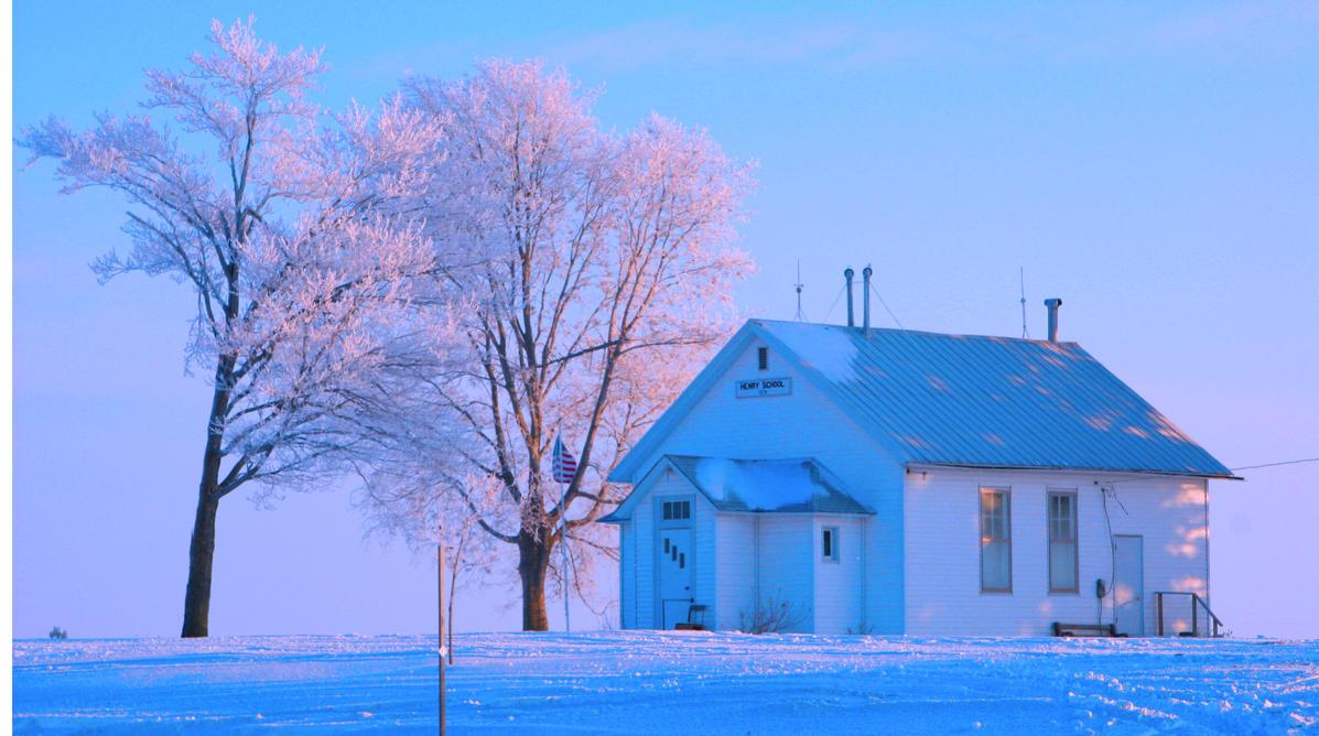Winters Frost by digitalHD
