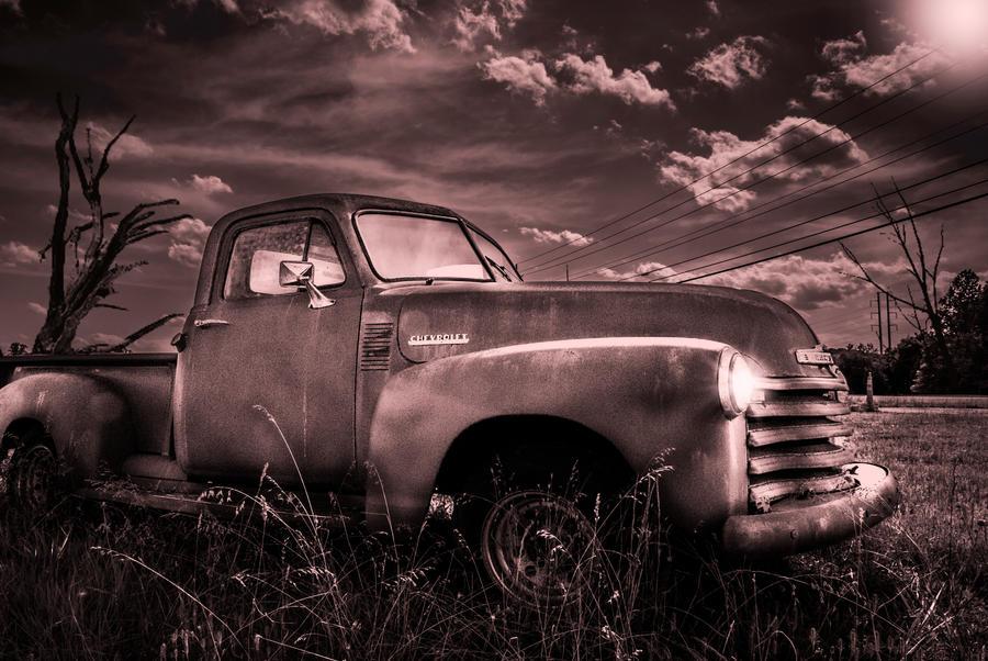 Truck by samkennedy