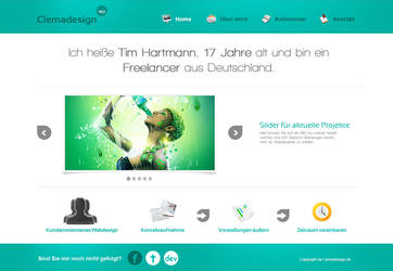 Clemadesign - Relaunch by Chail93