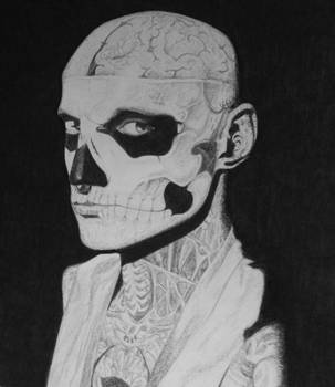Zombie Boy by Chamirphin