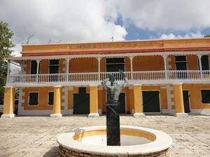 Oscar E Henry Customs House ST Croix