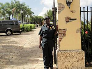 ST Croix Gate Security