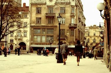 Lviv by lualfuka
