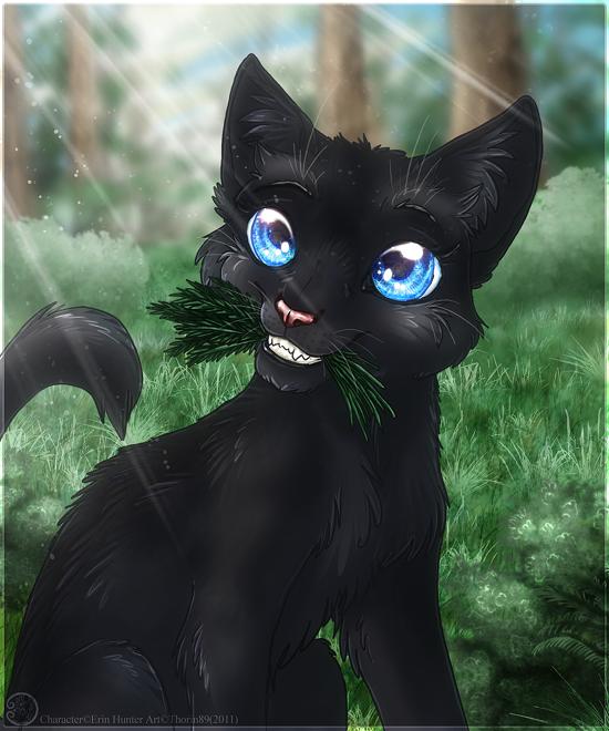 Warriors Cats Cinderpelt Cinderpelt by ThorinFr...