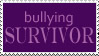 bullying survivor by Mechanictress