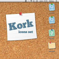 Kork WIP by faktory