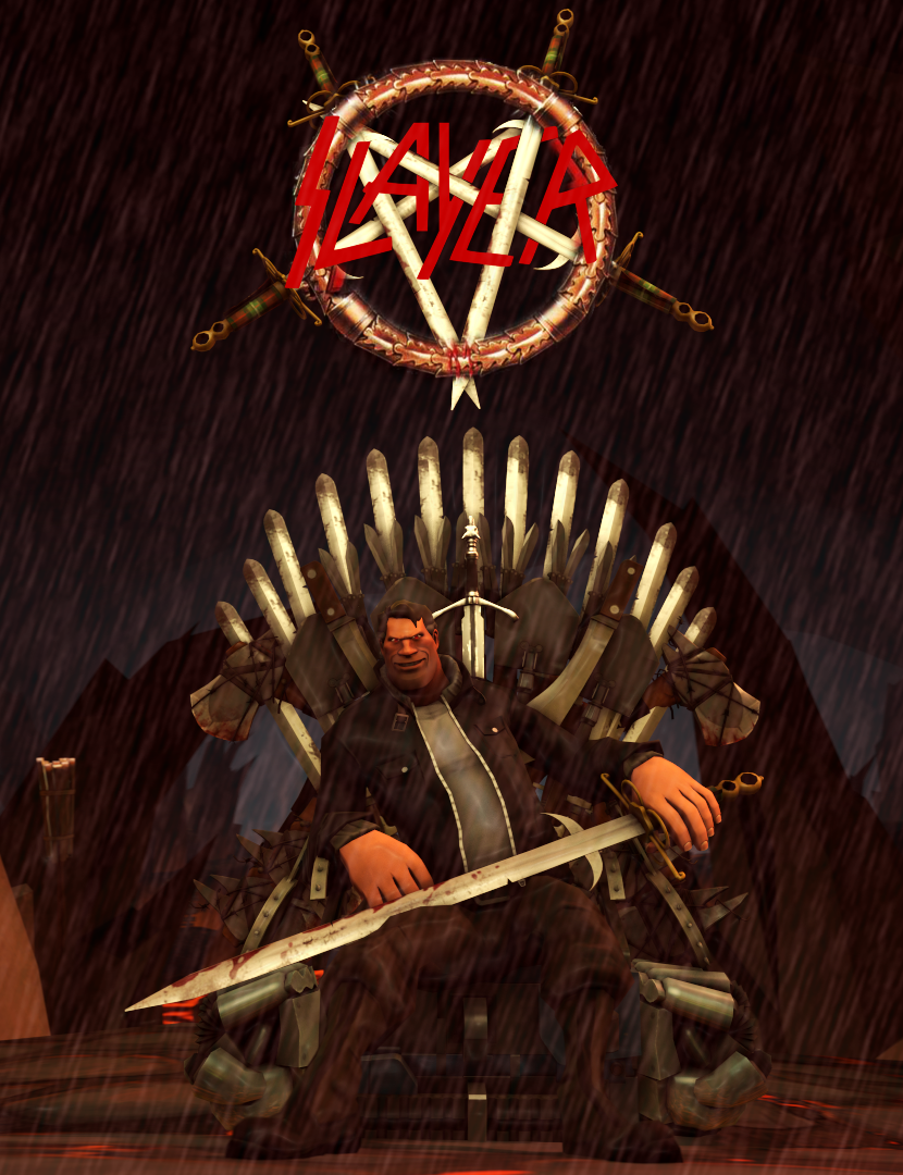 Reign In Blood by John-Taggert on DeviantArt
