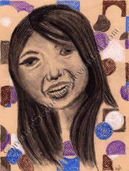 Melanie Portrait by SinisterSeduction