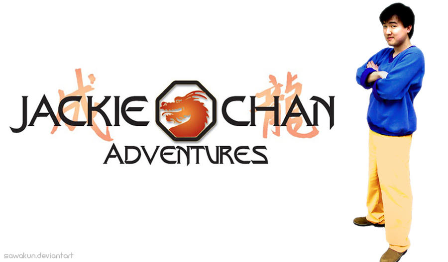 Jackie Chan Adventures by SawaKun