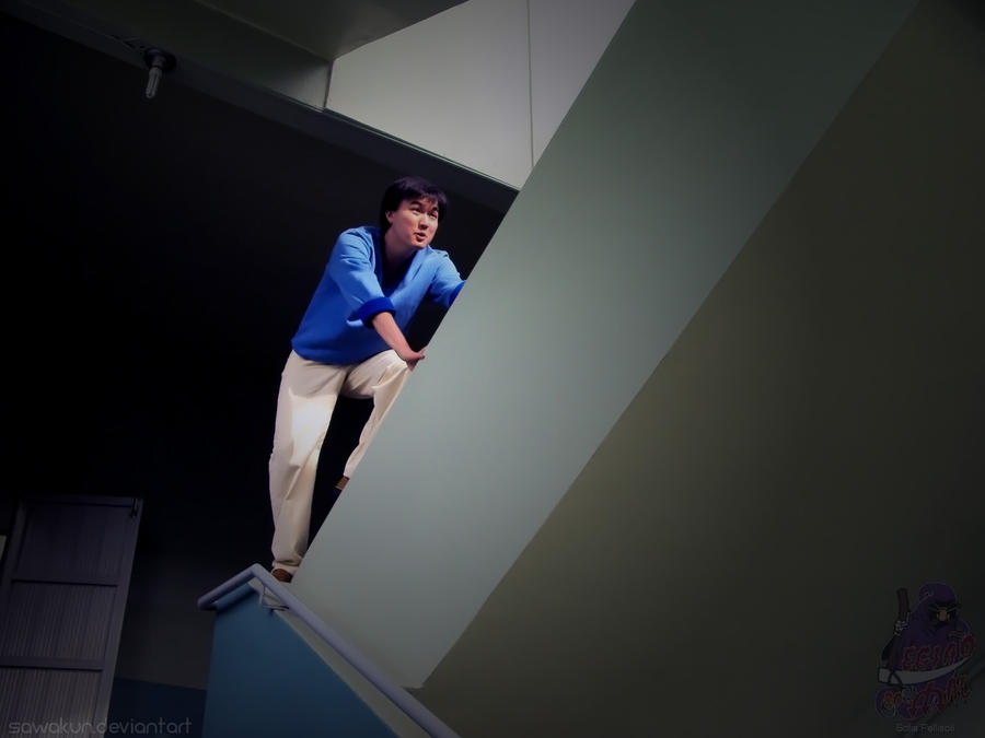 JCA Cosplay: Climbing Up by SawaKun