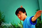 JCA Cosplay: C'mon! by SawaKun