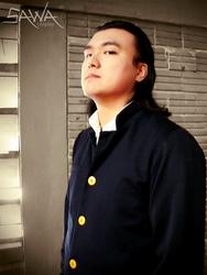 Gantz Cosplay - Katou by SawaKun