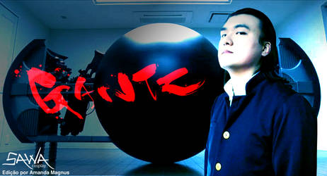 Gantz Cosplay - Masaru Kato 2