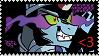 King Sombra Stamp by RossmaniteAnzu