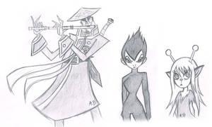 Samurai Jack - XCII by RossmaniteAnzu