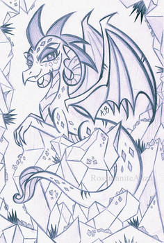 Ember The Dragon