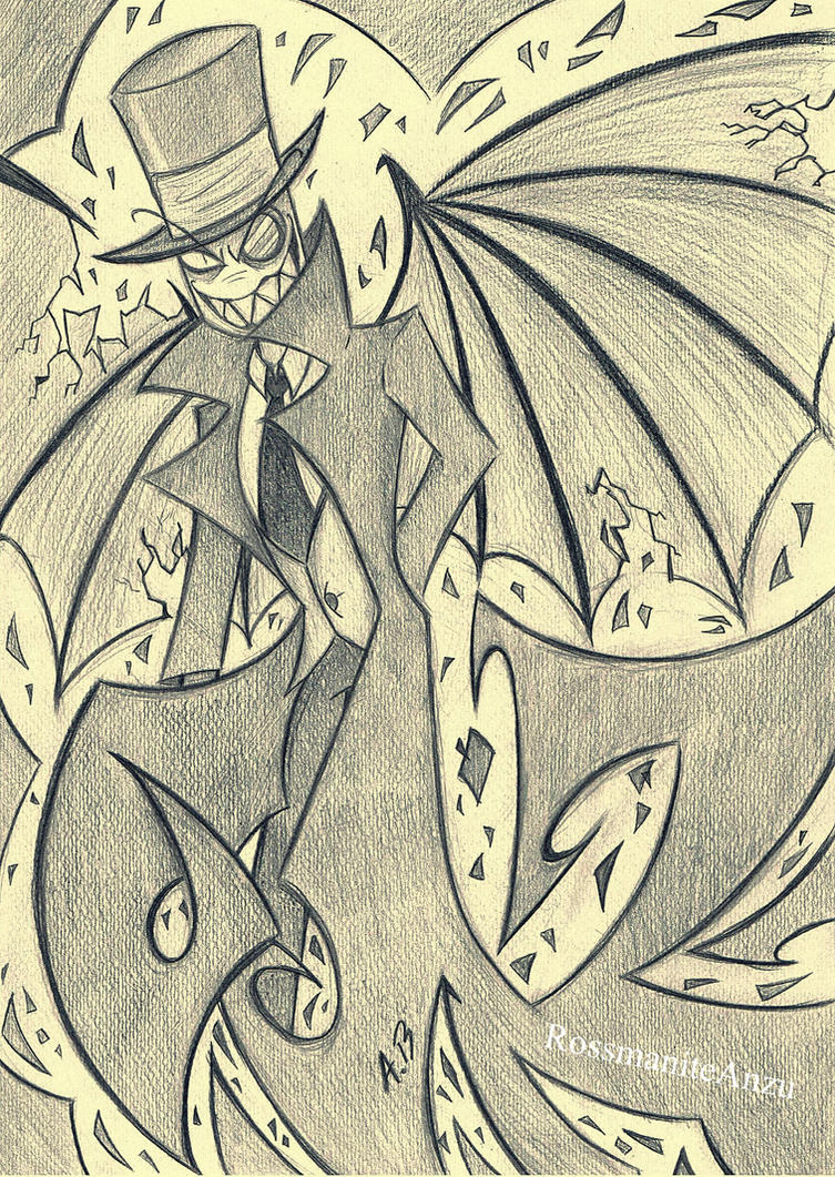 Lord Black Hat by RossmaniteAnzu